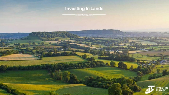 Investing In Lands - Advantages
