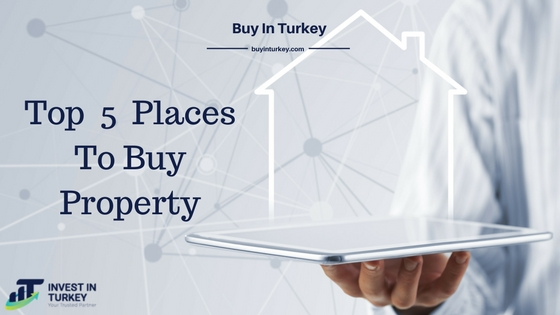 Top 5 Places to Buy Property