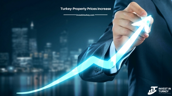 Turkey -  Property Prices Increase